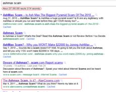 Ashmax Scam
