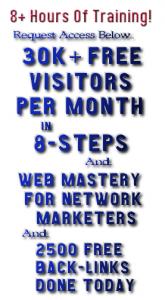 Internet Network Marketing Offer