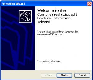 Camstudio Free Screen Recorder Extracting 2