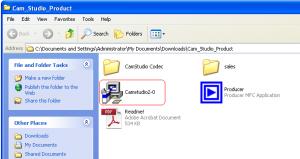 Camstudio Free Screen Recorder Open File