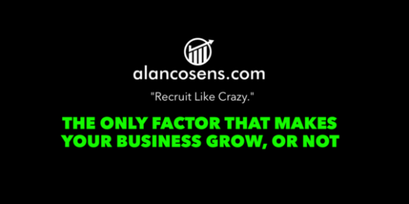 AlanCosens.com The Real Reason Your Network Marketing Business Isn't Growing
