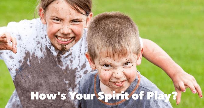 Alan Cosens - Spirit of Play
