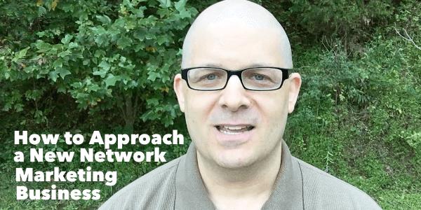 Alan Cosens Network Marketing