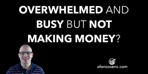 Alan Cosens, Network Marketing