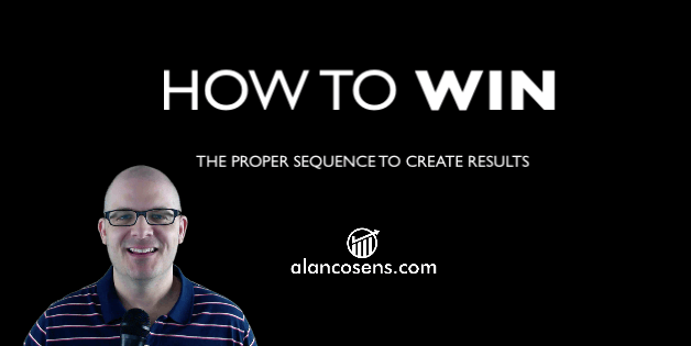 Alan Cosens - How To Win in Network Marketing