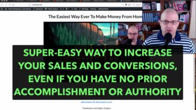 Alan Cosens Get More Sales