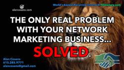 Network Marketing Training - Alan Cosens