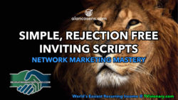Network Marketing Inviting Scripts Featured Image