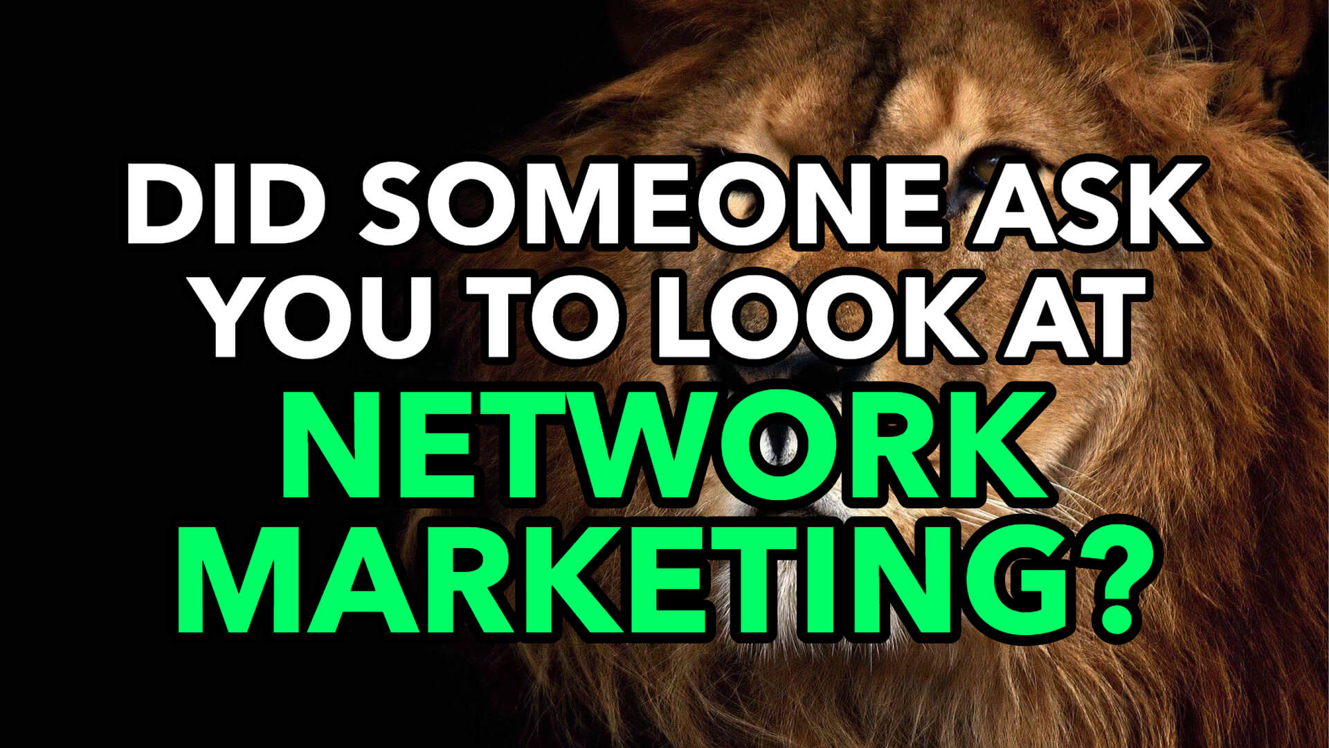 Is Network Marketing Bad? Is What You've Heard True?