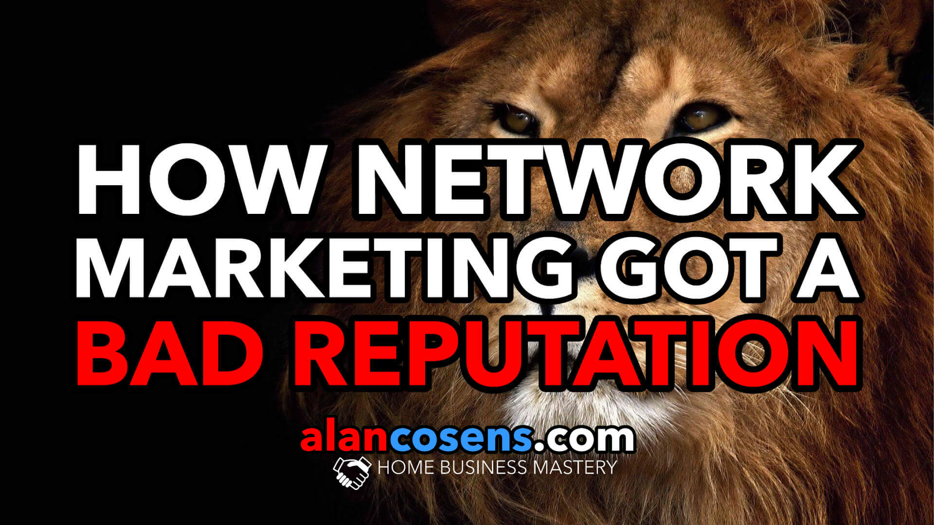How Network Marketing Got A Bad Reputation