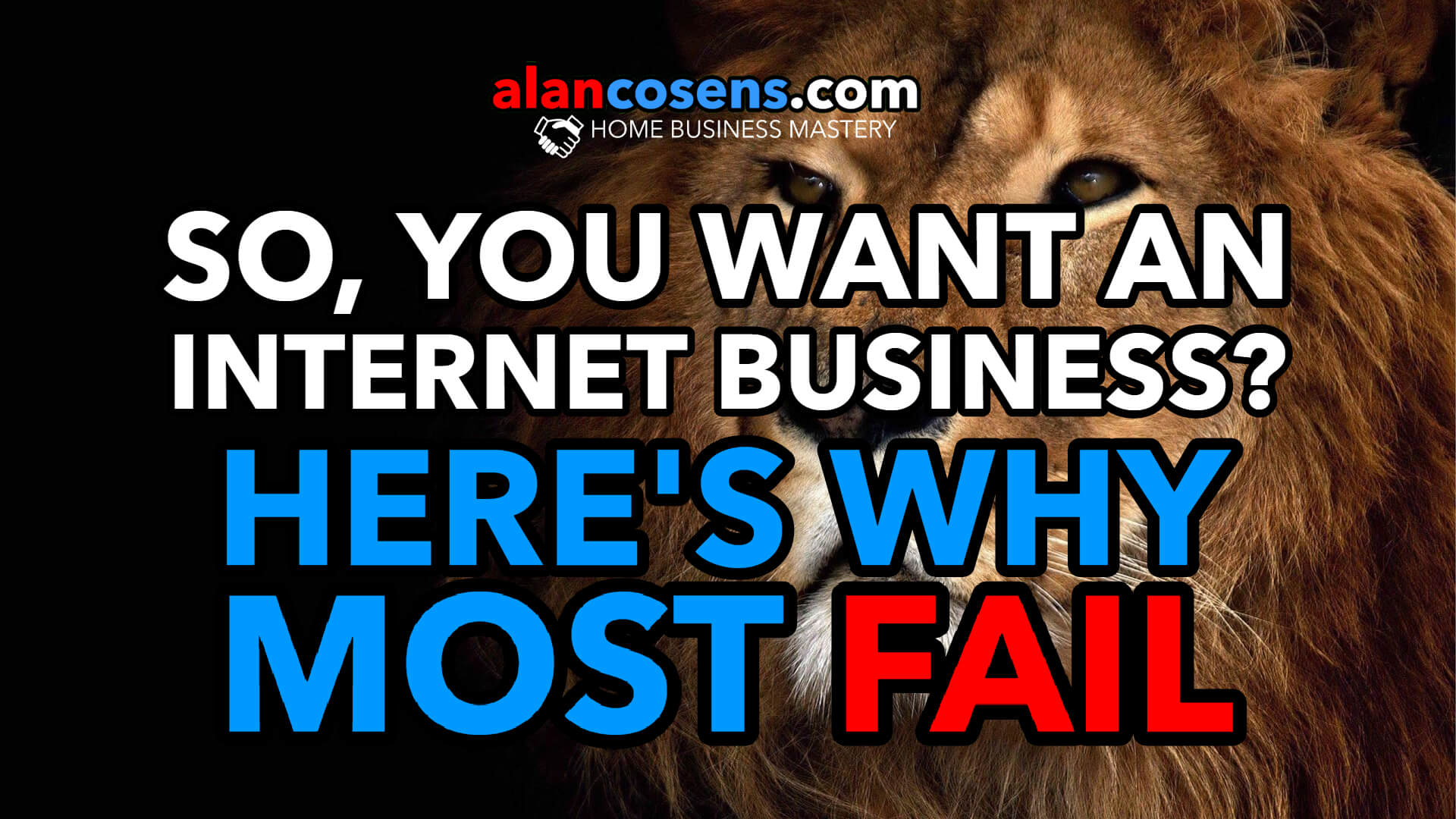 So, You Want an Internet Business, Huh?