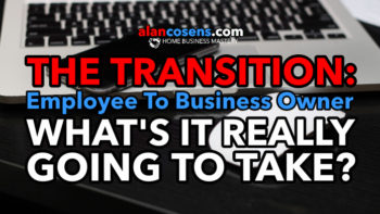 Network Marketing: Transition From Employee To Business Owner