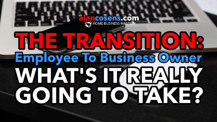 [Live Coaching Replay] Transition: Employee To Business Owner