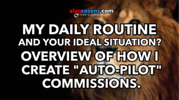 My Daily Routine - Network Marketing Mastery Cover Image