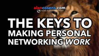 The Keys To Successful Personal Networking On Social Media - Network Marketing Mastery