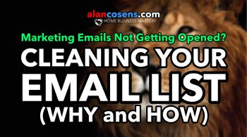 Email Marketing Tutorial - Alan Cosens - Network Marketing Mastery