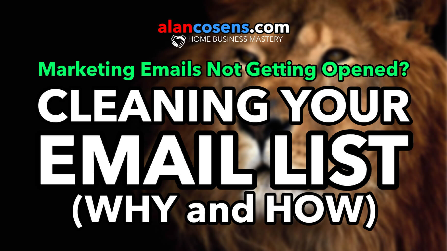 Marketing Emails Not Getting Opened?