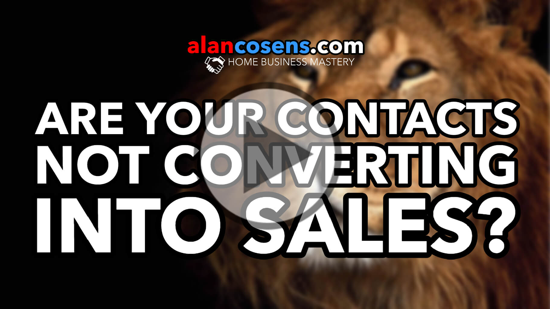 Are Your Contacts Not Converting Into Sales?