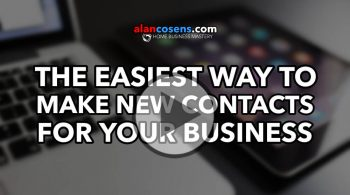 The Easiest Way To Make New Contacts For Your Business Via Facebook