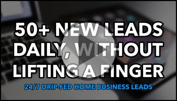 50+ New Leads Daily Without Lifting a Finger