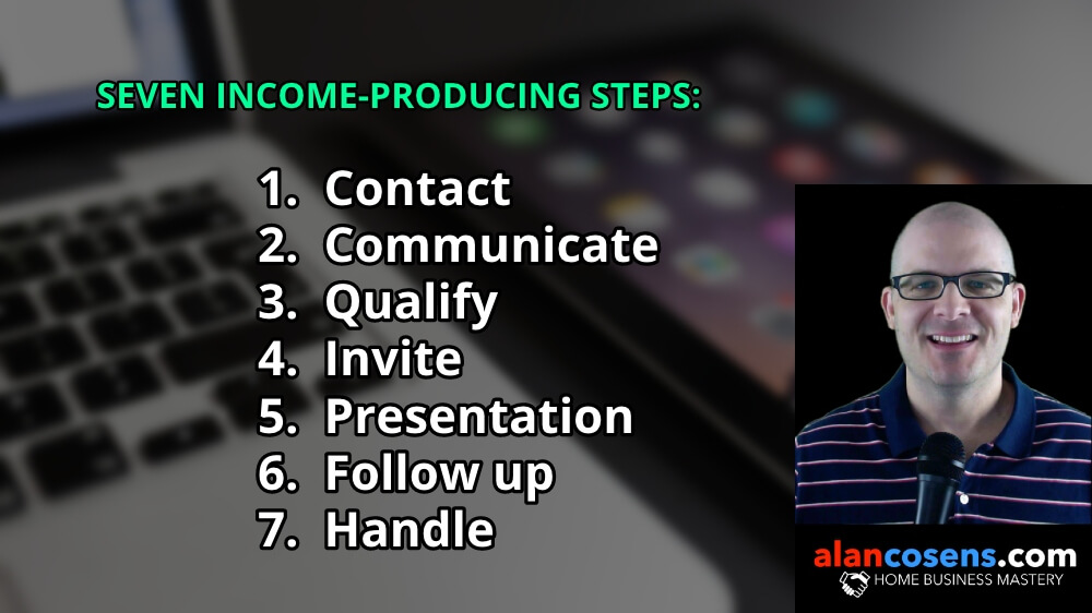 The 7 Income-Producing Steps