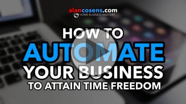 How To Automate Your Home Business Graphic