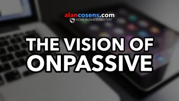 The Vision of OnPassive