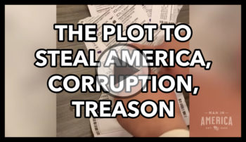 The Plot To Steal America, Corruption, Treason