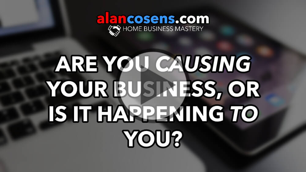 Why Aren't You MAKING Your Business Grow? What's Wrong With You?
