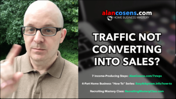 Traffic Not Converting Into Sales?
